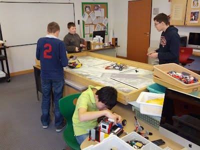 Informal Robotics Group